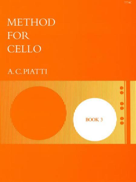 Cello Method: Book 3