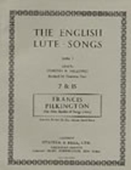 The First Booke of Songs (1605)
