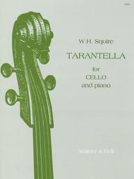 Tarantella for Cello and Piano