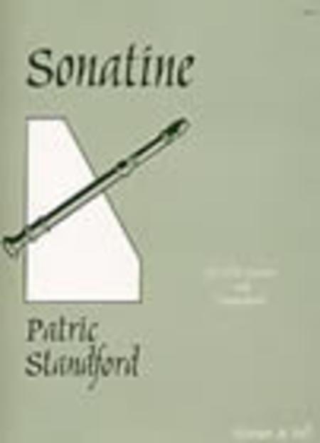 Sonatine for Treble Recorder with Harpsichord or Piano