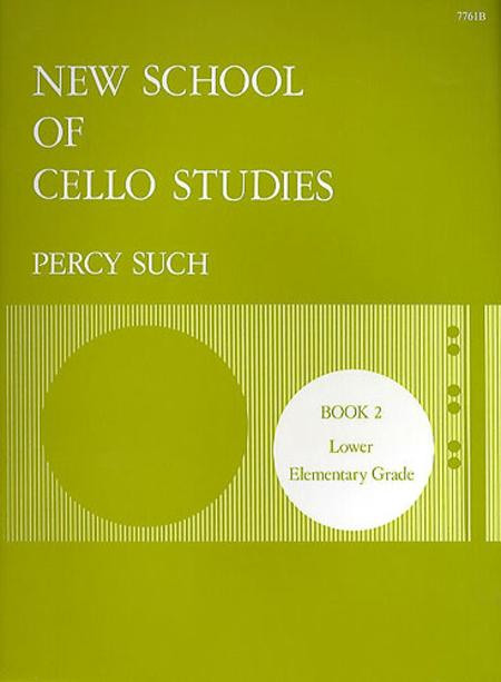 New School of Cello Studies: Book 2