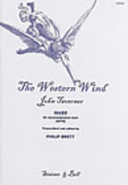 The Western Wind Mass