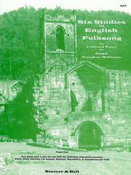 Six Studies in English Folk Song (Piano Accompaniment)