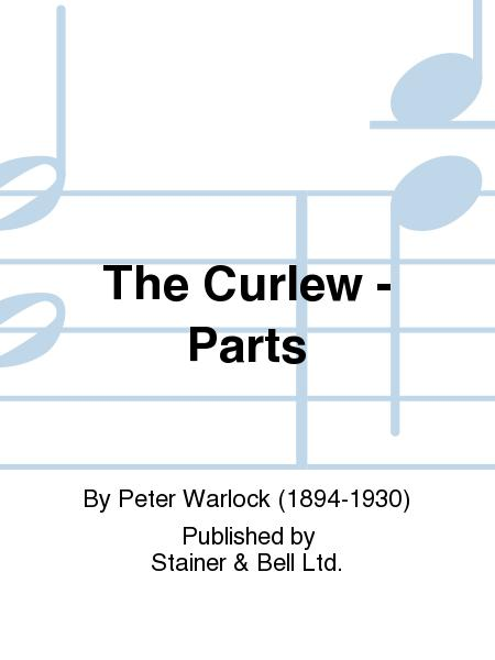 The Curlew - Parts