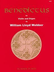 Benedictus for Violin and Organ