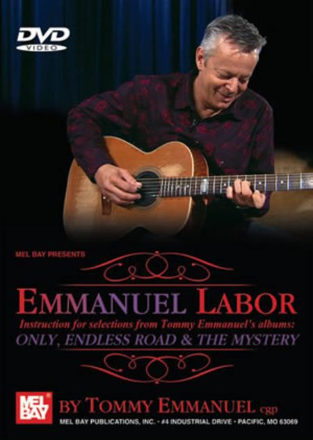 Emmanuel labor: tommy emmanuel, peter berkow: amazon. Co. Uk.