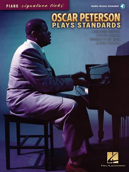 Oscar Peterson Plays Standards