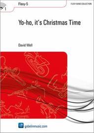 Yo-ho, it's Christmas Time