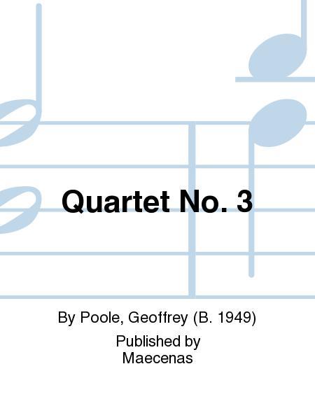 Quartet No. 3