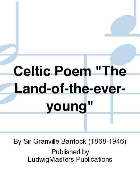 Celtic Poem