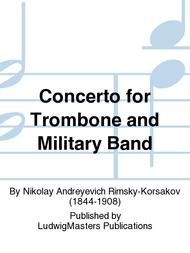 Concerto for Trombone and Military Band