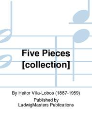 Five Pieces [collection]