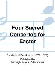 Four Sacred Concertos for Easter