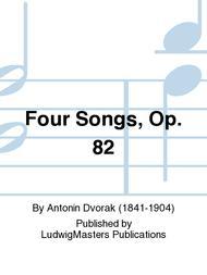 Four Songs, Op. 82