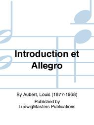 Introduction et Allegro