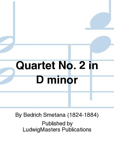 Quartet No. 2 in D minor