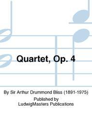 Quartet, Op. 4