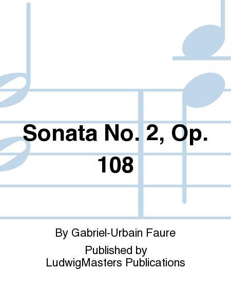 Sonata No. 2, Op. 108