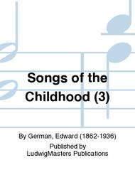 Songs of the Childhood (3)