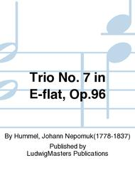 Trio No. 7 in E-flat, Op.96