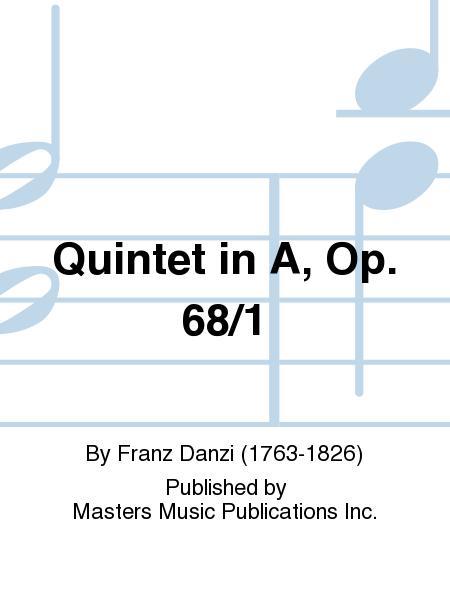 Quintet in A, Op. 68/1