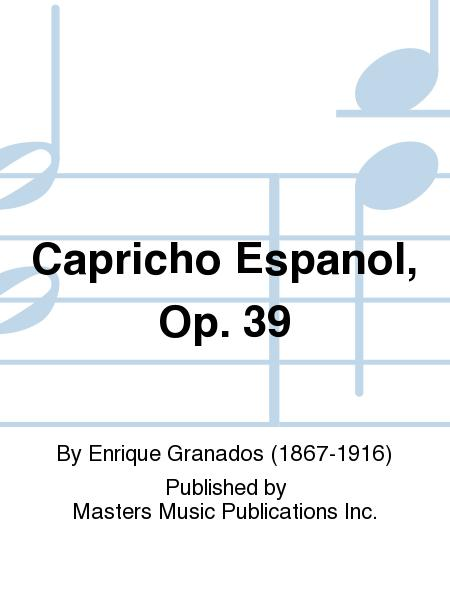 Capricho Espanol, Op. 39