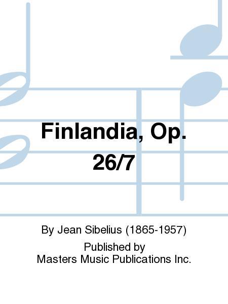 Finlandia, Op. 26/7