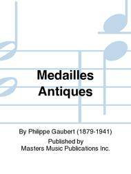 Medailles Antiques