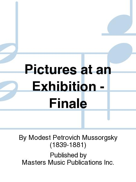 Pictures at an Exhibition - Finale