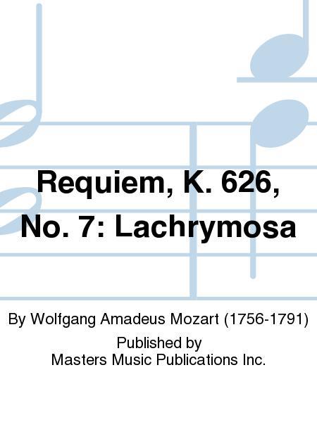 Requiem, K. 626, No. 7: Lachrymosa
