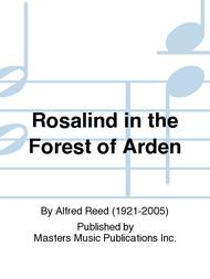 Rosalind in the Forest of Arden
