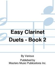 Easy Clarinet Duets - Book 2