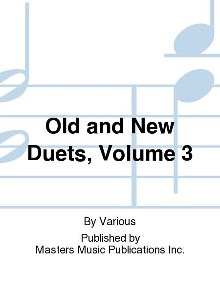 Old and New Duets, Volume 3
