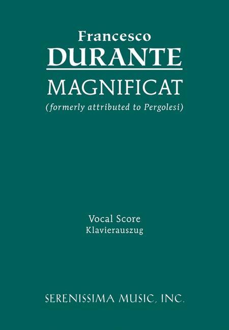 Magnificat in B-flat