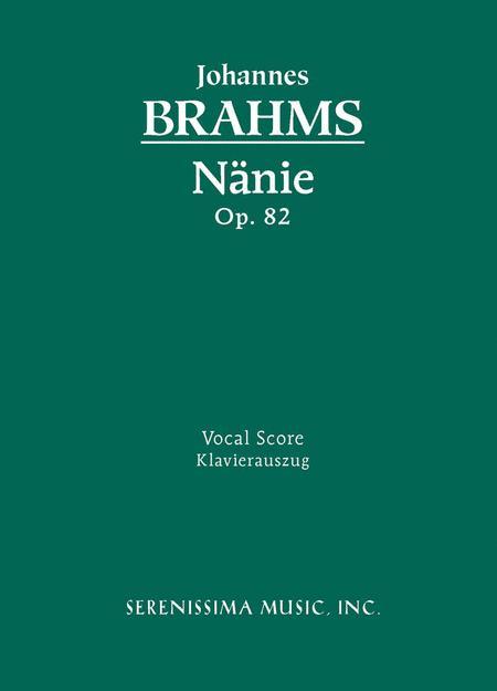 Nanie, Op. 82