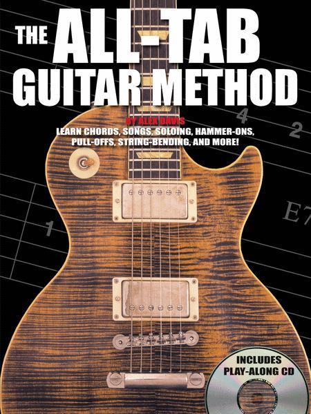 The All-Tab Guitar Method