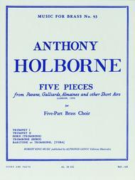 5 Pieces - Brass Quintet