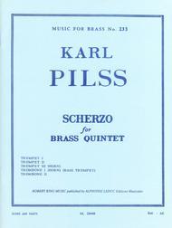 Scherzo - Brass Quintet