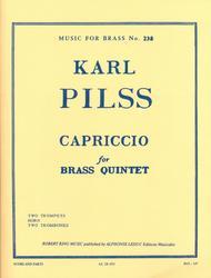 Capriccio - Brass Quintet