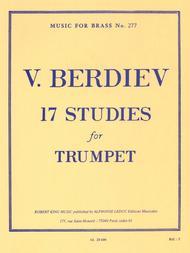 17 Studies - Trumpet