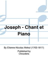 Joseph - Chant et Piano