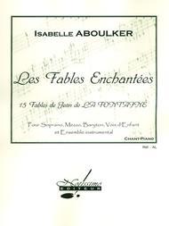 Fables Enchantees - SMB/Voix D'Enfant et Petit Orch.