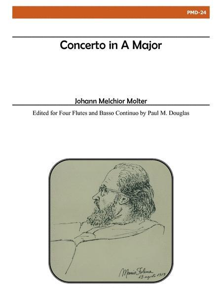Concerto a 4 in A Major