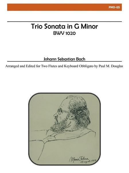 Trio Sonata in G Minor, BWV 1020