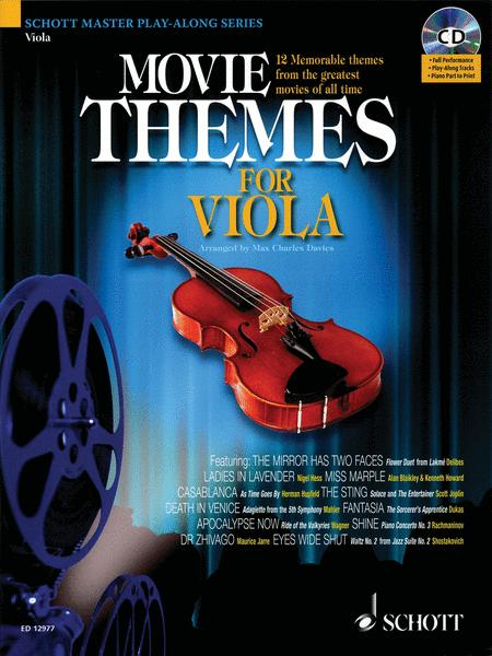 Movie Themes For Viola