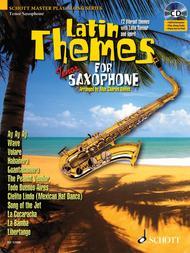 Latin Themes For Tenor Saxophone