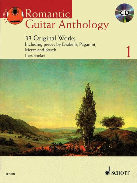 Romantic Guitar Anthology - Volume 1