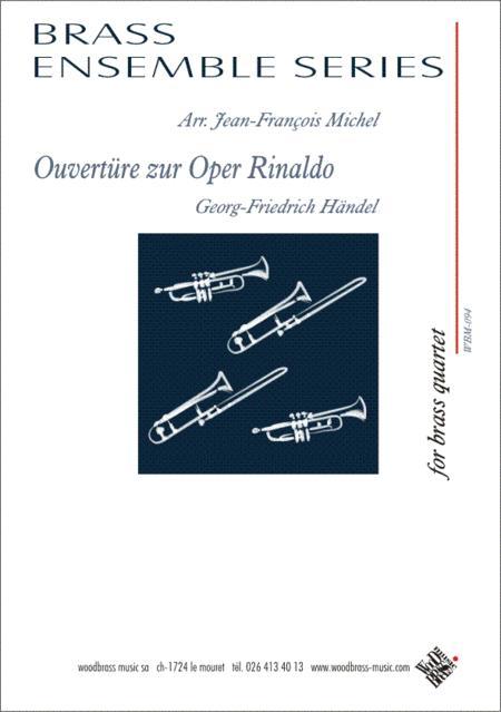 Ouverture zur Oper Rinaldo