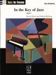 In the Key of Jazz, Book 1