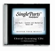 Wachet auf, Cantata 140 (CD only - no sheet music)